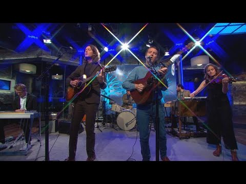 """Saturday Sessions: The Milk Carton Kids perform """"Mourning In America"""""""