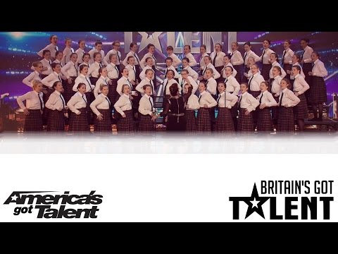 Choirs Got Talent - A Selection Of The Best Choir Auditions