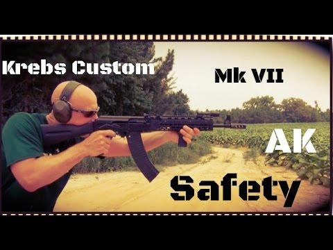 Krebs Custom Mark VII Ambi AK-47 Safety Review (HD)