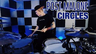 Circles - Post Malone [Drum Cover]