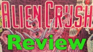 DBPG: Alien Crush Review (TurboGrafx-16)