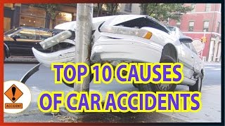 Top 10 Causes of Car Accidents  All about cars (new cars 2017 australia)