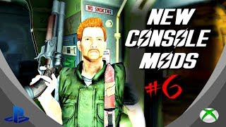 Fallout 4: ►5 BRAND NEW CONSOLE MODS◀ #6 (PS4/XB1/PC)