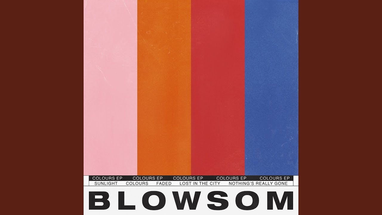 BLOWSOM - Lost in the City