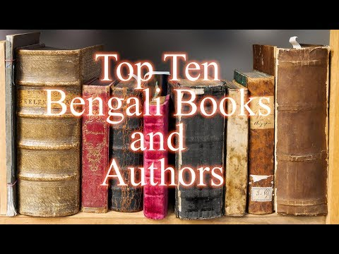 Top Ten Bengali Books and Authors