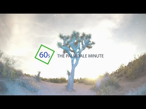 The Palmdale Minute - 5/31/18