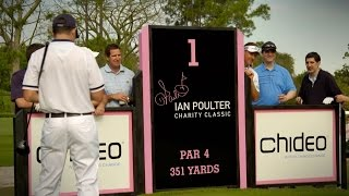 Ian Poulter Charity Golf Classic