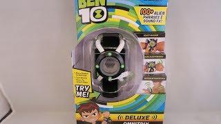 Ben 10 DX Omnitrix Yeniden Gözden