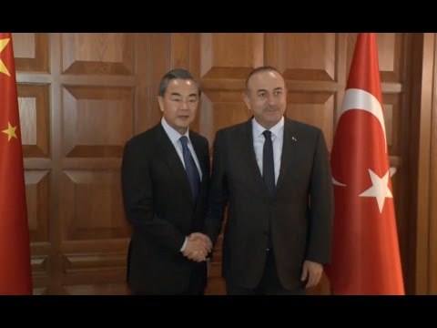 China, Turkey Agree to Boost Strategic Partnership