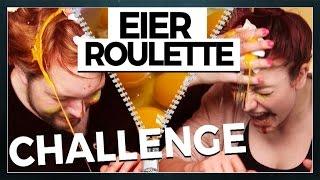 Oster-Challenge Eier-Roulette - ekelhaftes Wissensquiz