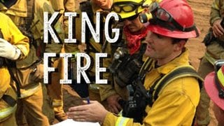 The King Fire Strike Team 4811 Alpha