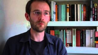 Sam Thompson discusses Communion Town and his literary influences