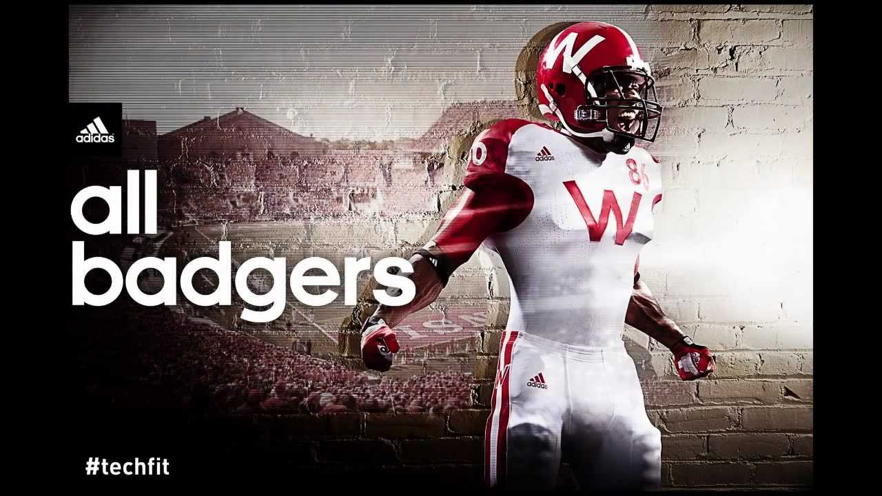 timeless design e8d6b a1ee1 Wisconsin Football Reveals Unrivaled Uniforms
