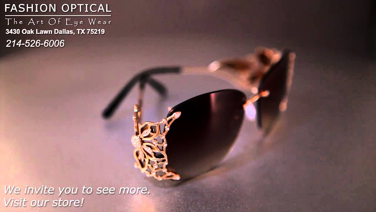 Caviar Sunglasses - Designer Eyeglasses for Men and Women - YouTube