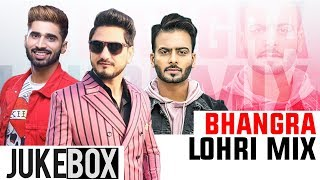 Bhangra Lohri Mix | Mankirt | Ranjit Bawa | Shivjot | Kulwinder Billa | Gurjazz | New Songs 2020