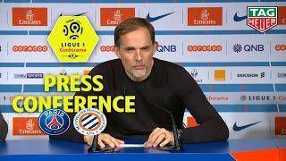 Press Conference Paris Saint-Germain - Montpellier Hérault SC ( 5-1 ) / 2018-19