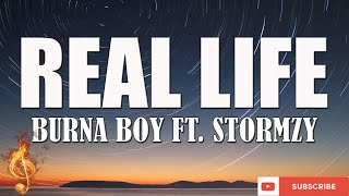 Play Real Life (feat. Stormzy)