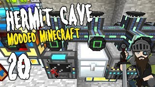 Hermit Cave: 20 | Insanely FAST! | Modded Minecraft