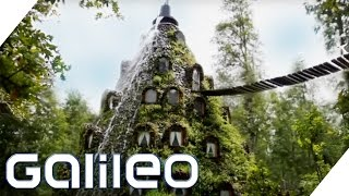 Das Vulkanhotel in Chile | Galileo Lunch Break