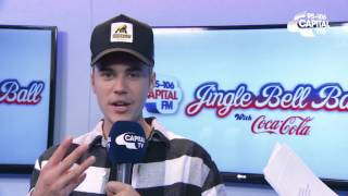 Justin Bieber Says His Favourite Member Of 1D!