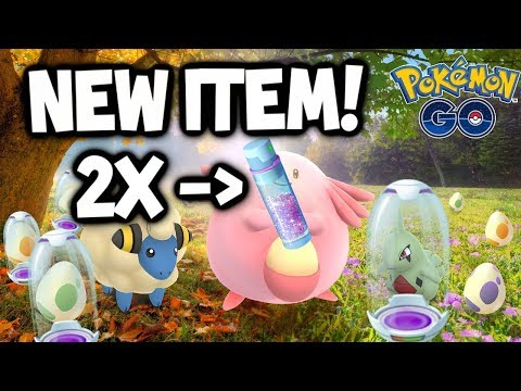 """""""SUPER INCUBATOR"""" & DOUBLE STARDUST COMING TO POKEMON GO! (SPECIAL EVENT!)"""
