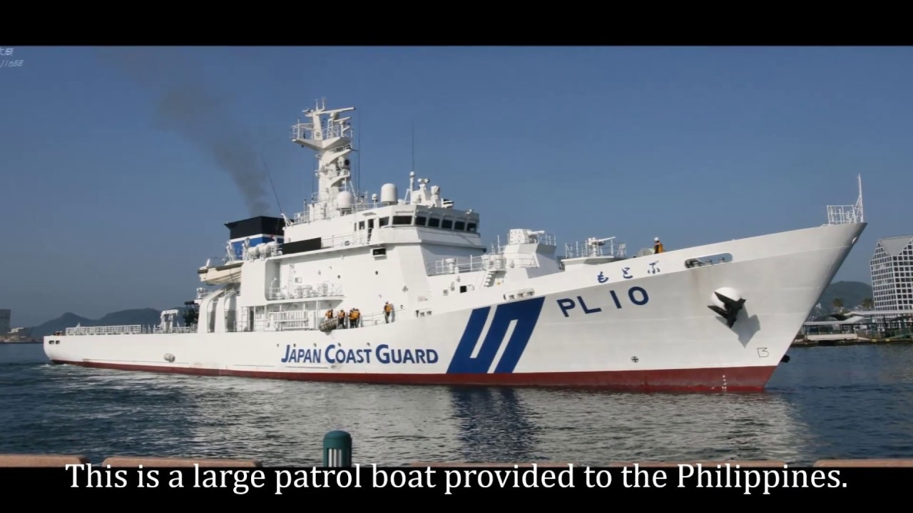 Chexit The Philippine Coast Guard New Large Patrol