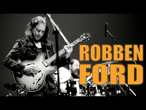 Robben Ford - In Concert 1997 (Ohne Filter)