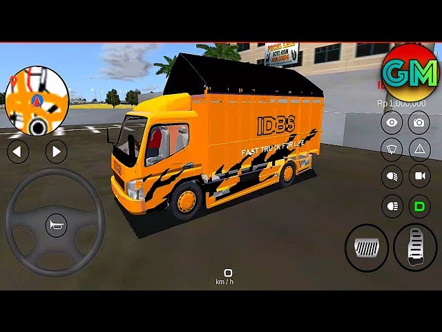 IDBS Indonesia Truck Simulator #New Update | by IDBS Studio | Android GamePlay HD