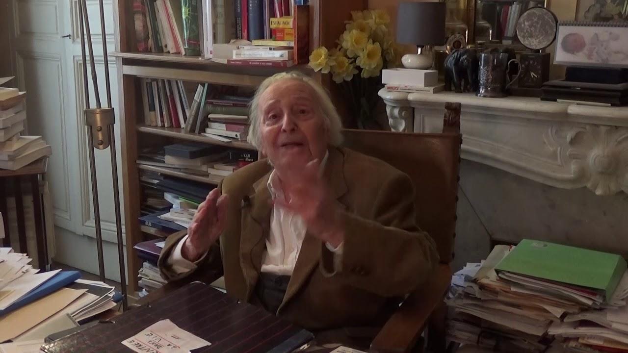 Marc Ferro : Présentation de son livre L'Entrée dans la vie