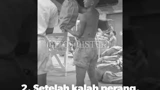 Setelah Kalah Perang Dunia Tentara Jepang Menjadi Kuli Di Indonesia