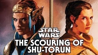leia-takes-down-an-imperial-planet-the-scourging-of-shu-torun-comic-review