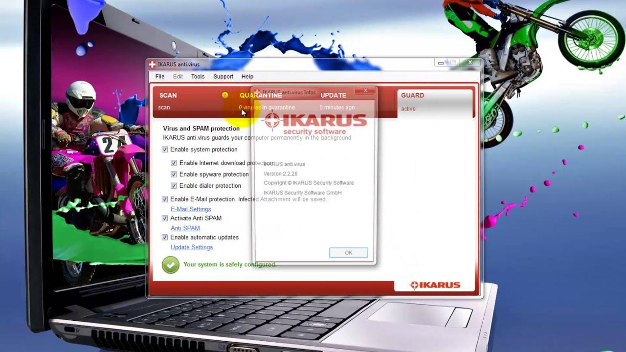Download ikarus antivirus professional free pcpapa.