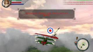 RED BARON ARCADE GAME PLAY