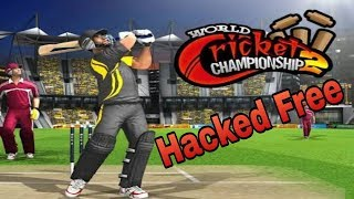 World cricket championship Hack mod Download Free.