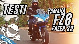 Yamaha FZ6 Fazer S2 - dobry silnik, satysfakcjonująca wszechstronność - motobanda