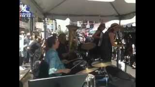 The Joy of Klezmer with Margot Leverett: Egg Rolls and Egg Creams Festival 2012