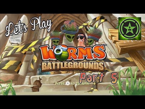 Let's Play - Worms Battlegrounds Part 5