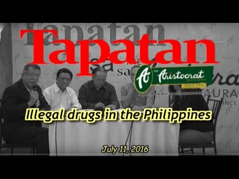 Illegal Drugs in the Philippines