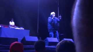 KRS-One Freestyle - Rock The Bells