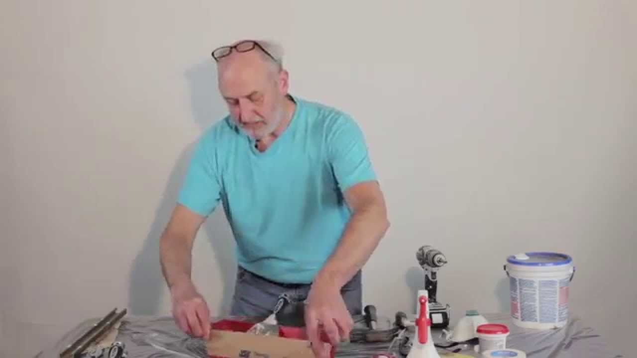 Lath and Plaster Repair Tools - Rory's Checklist