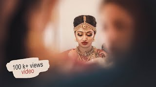 KERALA HINDU WEDDING HIGHLIGHTS VIDEO l SAHANA & MANOJ