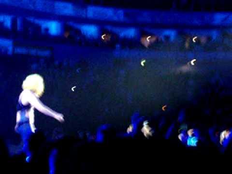 Telephone - Lady Gaga feat. Beyoncé live at Color Line Arena - Hamburg