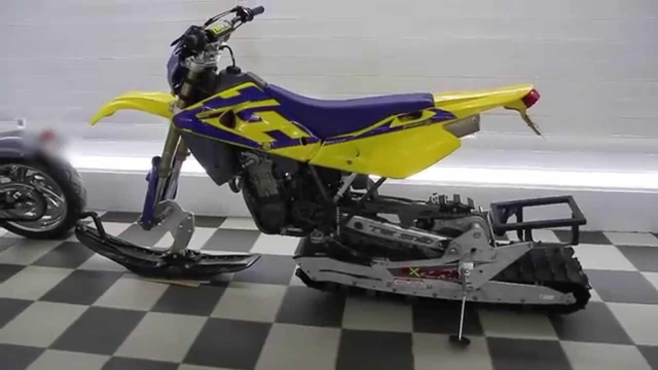Explorer – Snow bike conversion system