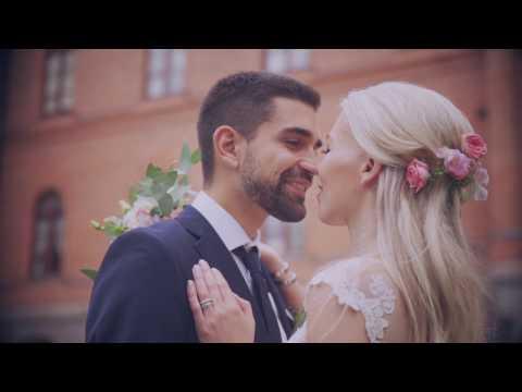 María y Joao · 06 · 08 · 2016 · Wedding in Finland
