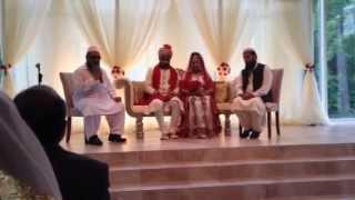 Kumarie & Nomi Nikah Wedding Ceremony