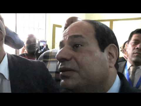 President Al-Sisi Works to Regain Egypt's Influence in Africa