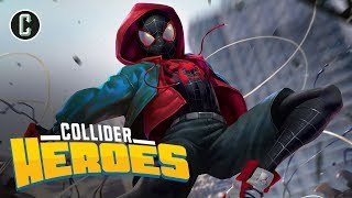 Lord and Miller Reveal More Details About Spider-Verse TV Series - Heroes