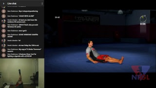 NFGL Live: UFC Personal Trainer (2011, Nintendo Wii) #15