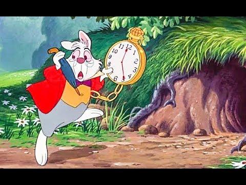 Алиса в стране чудес мультфильм 1951 трейлер