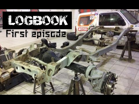 Как подготовить внедорожник Suzuki Jimny для RFC #1